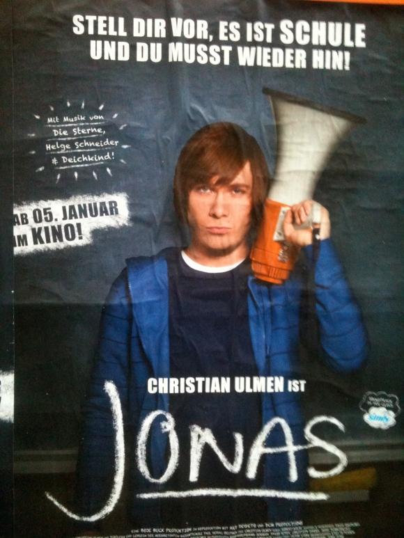Christian Ulmen als Schüler