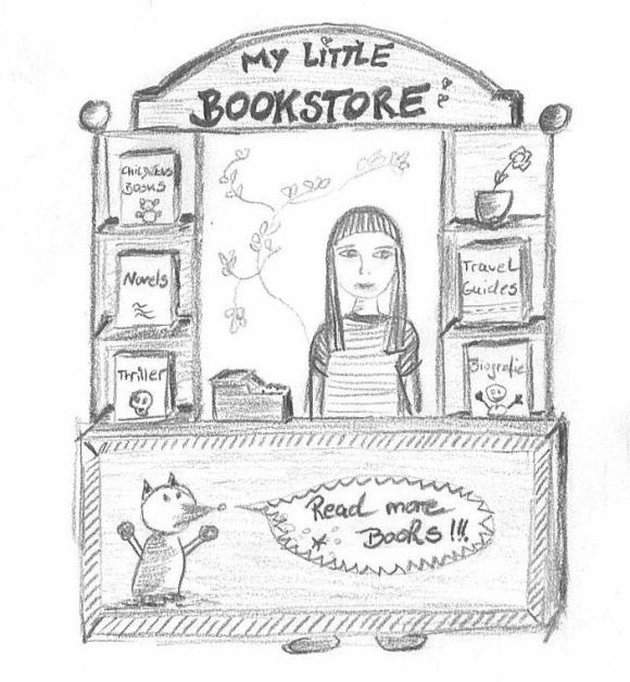 Mein kleiner Buchladen