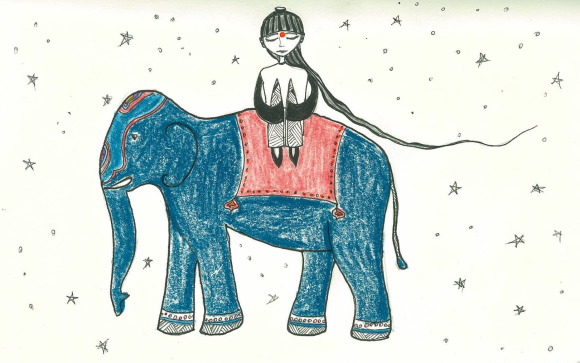 Illustration: pillangó 2015