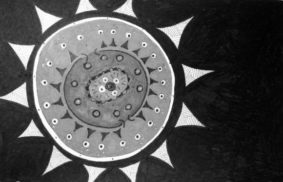 *Mandala by Pillangó 2015